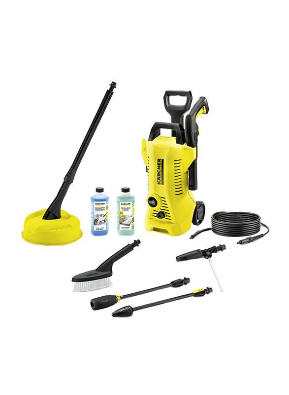 Karcher 1400W High Pressure Washer, K 2 Full Control Car & Home, Yellow/Black
