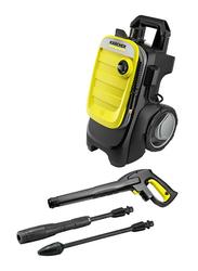 Karcher K7 Compact Pressure Washer, Yellow/Black