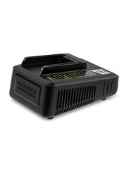 Karcher Fast Recharger Battery Power 18V EU, Black