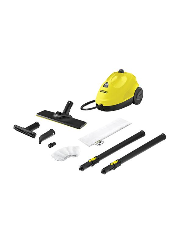 Karcher SC 2 EasyFix Steam Cleaner, Yellow/Black