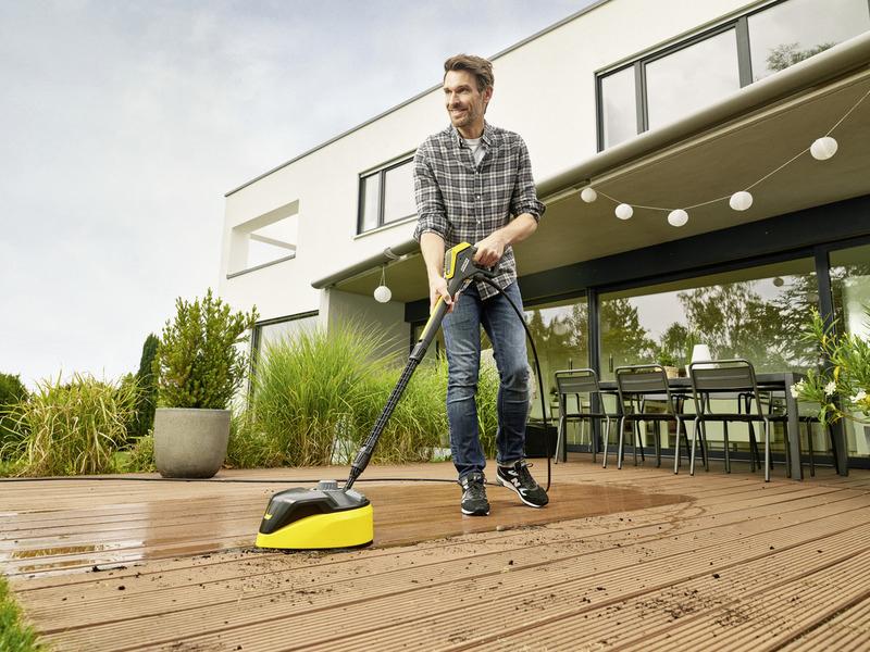 Karcher K 7 Premium Smart Control Home Pressure Washer, Yellow/Black