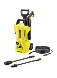 Karcher K2 Full Control Pressure Washer, Yellow/Black