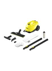 Karcher SC 3 EasyFix Steam Cleaner, Yellow/Black