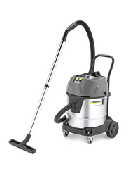 Karcher NT 50/2 Me Classic Wet and Dry Vacuum Cleaner, Grey/Silver