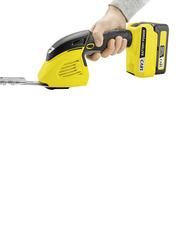 Karcher GSH 18-20 Battery Grass and Shrub Shear Trimmer, Black/Yellow