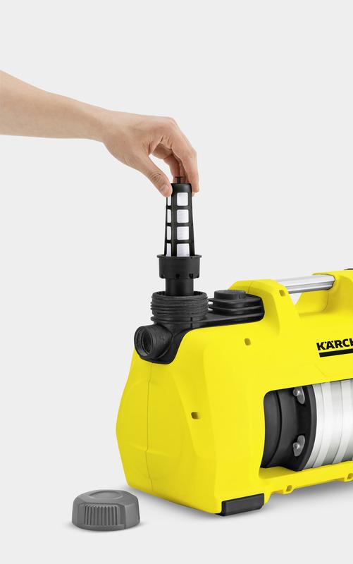 Karcher BP 5 Home & Garden Pump, Yellow/Black