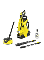 Karcher K 4 Power Control Home Pressure Washer, Yellow/Black