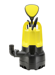 Karcher 350W Submersible Dirty Water Pump, SP 3 Dirt GB, Yellow/Black