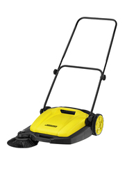 Karcher Push Sweeper, 16L, S 550, Yellow/Black