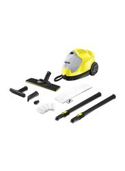 Karcher SC 4 EasyFix Steam Cleaner, Yellow/Black