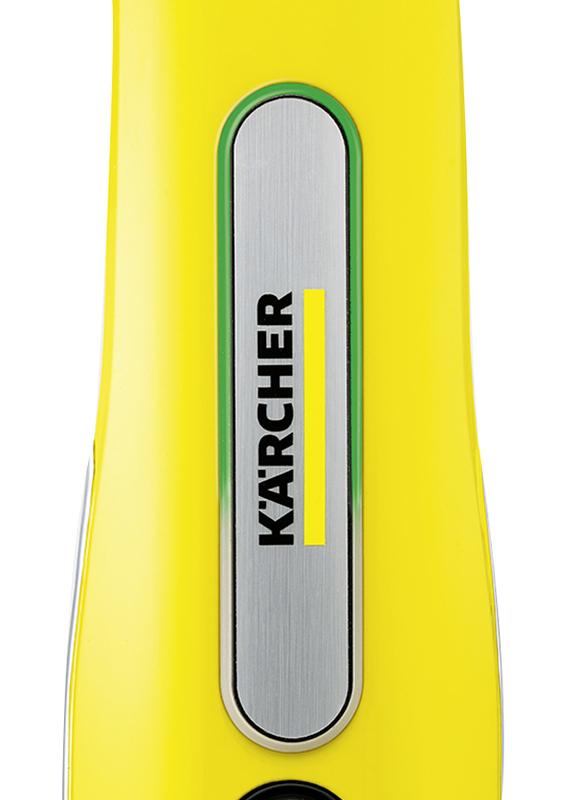 Karcher SC 3 Upright EasyFix Steam Cleaner, Yellow/Black
