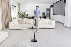 Karcher VC 4s Cordless Handheld Vacuum Cleaner, Black/White