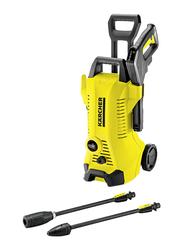 Karcher 1600W High Pressure Washer, K 3 Full Control, Yellow/Black