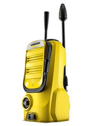 Karcher K 2 Compact Car & Home Pressure Washer, Yellow/Black