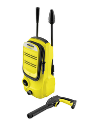Karcher K 2 Compact Pressure Washer, Yellow/Black