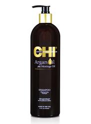 CHI Argan Oil Shampoo for Damaged Hair, 739ml
