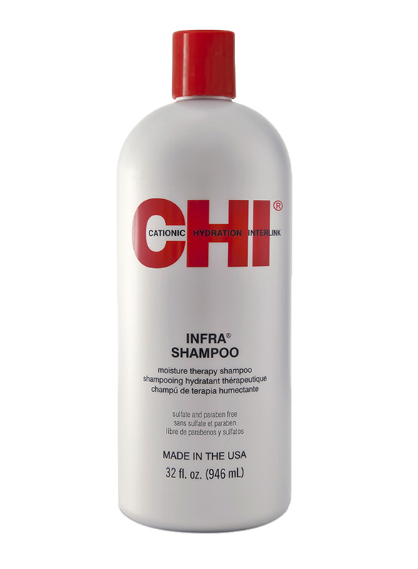 CHI Infra Shampoo for All Hair Types, 946ml