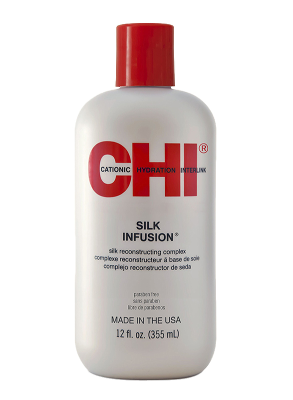 CHI Silk Infusion Serum for All Hair Types, 355ml