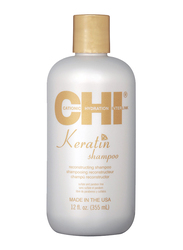 CHI Keratin Shampoo for Damaged Hair, 355ml