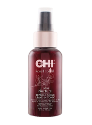 CHI Rosehip Oil Leave in Tonic Serum for Coloured Hair, 59ml