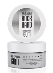 Biosilk Rock Hard Styling Gum for All Hair Types, 54gm