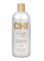 CHI Keratin Conditioner for Damaged Hair, 946ml