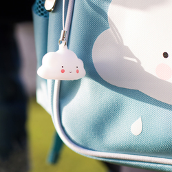 A Little Lovely Company Cloud Backpack Bag for Girls, Blue