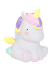 A Little Lovely Company Table Light, Unicorn, White