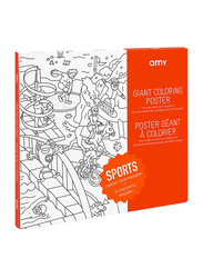 Omy Sport Large Poster