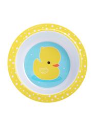 A Little Lovely Company Duck Dinner Set, Yellow/Blue/White