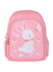 A Little Lovely Company Bunny New Backpack Bag for Girls, Pink