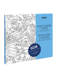 Omy Ocean Life Large Poster