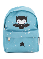 A little Lovely Company Bat Mini Backpack Bag for Boys, Blue