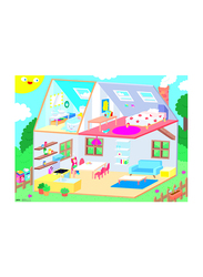 OMY My Home Decor Pocket Sticker Set, 151 Pieces, Ages 3+