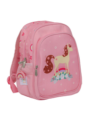 A Little Lovely Company Horse Backpack Bag for Girls, Pink