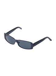 Rochas Full Rim Rectangular Sunglasses for Women, Grey Lens, 930804, 110/11/130