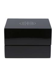 NGA Keepsake Indoor/Outdoor Box, Black/Blue