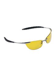 Swans Polarized Rimless Sport Glasses for Men, Yellow Lens, TA003, 60/20/130