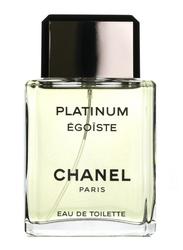 Chanel Egoiste Platinum 100ml EDT for Men