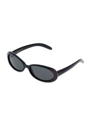 Rochas Full Rim Oval Sunglasses for Women, Grey Lens, 909703, 110/11/130