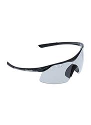 Swans Polarized Rimless Sport Glasses for Men, Grey Lens, GU3041, 80/20/130
