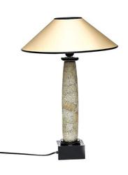 NGA Roma Table Lamp, Gold/Black