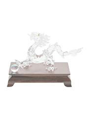 Swarovski Memories Dragon Figurine Indoor Decorative Accents, Clear