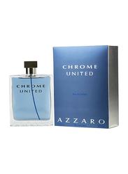 Azzaro Chrome United 200ml EDT for Men