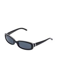 Rochas Full Rim Rectangular Sunglasses for Women, Grey Lens, 909502, 60/11/130