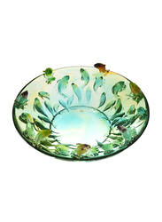 Tittot Strive Excellence Indoor Decorative Bowl, Green