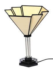 NGA Ibiza Table Lamp, Yellow/Black