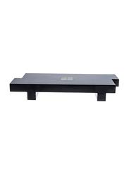 NGA Lacquer Ware Table, Black