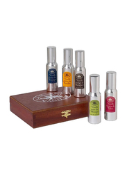 La Maison De La Vanille 5 Piece De La Vanille Gift Set (5 X 30 ml) for Women