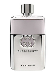 Gucci Guilty Platinum Edition 90ml EDT for Men